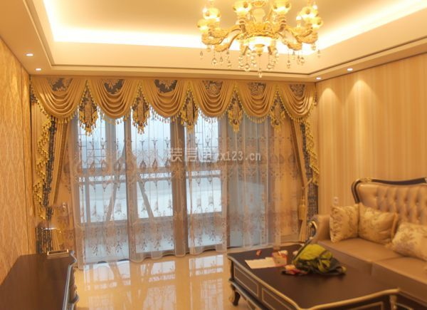 欧式风格窗帘如何选择 欧式窗帘颜色搭配技巧_装修